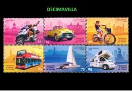 CUBA, TRANSPORTES TURISTICOS, 2018, TRVA082 - Transporte