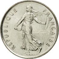 Monnaie, France, Semeuse, 5 Francs, 1990, Paris, TTB, Nickel Clad Copper-Nickel - France
