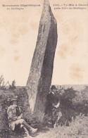 TY MIN A CAUREL . PRES DE MUR DE BRETAGNE - Dolmen & Menhirs