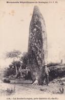 LA ROCHE LONGUE  PRES QUINTIN - Dolmen & Menhirs