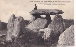 LE DOLMEN   DES KORRIGANS - Dolmen & Menhirs