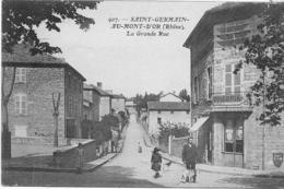 69 LOT 1 STS De 5 Belles Cartes Du Rhône , état Extra - Postcards