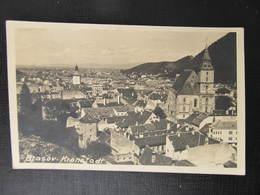 AK BRASSO Kronstadt Brasov Ca.1940 //  D*37253 - Rumänien