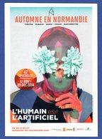 C-P-S-M-Spectacles -Automne En Normandie -:l'Humain E(s)t L'Artificiel - Spectacle