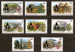 Rwanda Ruanda 1977 OCBn° 803-810 *** MNH Cote 10,00 Euro - Rwanda