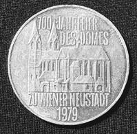 AUSTRIA 100 SCHILLING 1979 - SILVER - Autriche