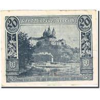 Billet, Autriche, Vienne, 20 Heller, Château, 1920, 1920-12-31, TB+ - Autriche