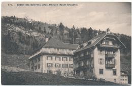 ALBEUVE, FR - Châlet Des Sciernes - FR Fribourg