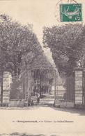 CPA 78 @ ROCQUENCOURT - Le Château - La Grille D'Honneur En 1912 @ Edition Dugrosprez N° 10 - Rocquencourt
