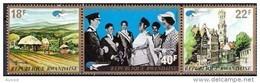 Rwanda Ruanda 1972 OBCn° 482-84 *** MNH  Cote 6 Euro - Rwanda