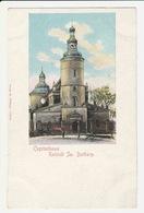 Czestochowa - Kosciot Sw Barbary - Polen