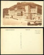 Monaco Carte Postale Le Palais Du Prince Pas Circulée - Prince's Palace