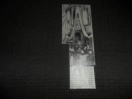 """Origineel Knipsel ( 2591 ) Uit Tijdschrift """" Ons Volk """"  1934 :   Begijnhof Gent   Béguinage Gand - Vieux Papiers"""