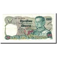 Billet, Thaïlande, 20 Baht, 1981, KM:88, TTB+ - Thaïlande