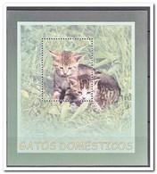 Cuba 2005, Postfris MNH, Cats - Ongebruikt