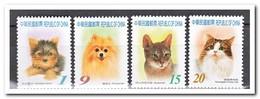 Taiwan 2006, Postfris MNH, Cats, Dogs - 1945-... Republiek China