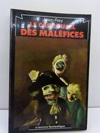 Jean Ray , Le Carrousel Des Maléfices , (cai50) - Fantastique