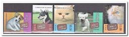 Ecuador 2006, Postfris MNH, Cats, Dogs - Ecuador