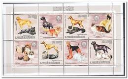Sao Tome & Principe 2006, Postfris MNH, Cats, Dogs - Sao Tome En Principe