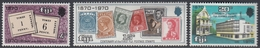 Fiji 1970 - Centenary Of The First Fiji Postage Stamps - Mi 258-260 ** MNH - Fidji (1970-...)
