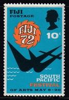 Fiji 1972 - South Pacific Festival Of Arts, Suva - Mi 298 ** MNH - Fidji (1970-...)