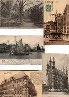 LOT DE 500 CARTES POSTALES BELGIQUE (1900/1950) / LOT OF 500 POSTCARDS BELGIUM (1900/1950). - Cartes Postales