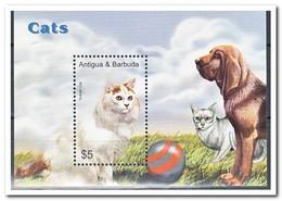 Antigua & Barbuda 2005, Postfris MNH, Cats, Dogs - Antigua En Barbuda (1981-...)