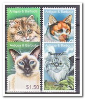 Antigua & Barbuda 2005, Postfris MNH, Cats - Antigua En Barbuda (1981-...)