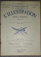 L'Illustration 4023 10 Avril 1920 Sarah Bernhardt/M. Deschanel à Nice/Rugby France-Irlande/Mode/La Mer Vue Du Ciel - Journaux - Quotidiens