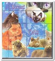 Wit Rusland 2004, Postfris MNH, Cats - Wit-Rusland