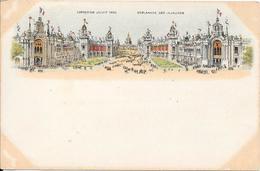 Carte Précurseur - EXPOSITION UNIV   1900 - Esplanade Des Invalides - Expositions