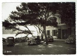 CASSIS Sur MER -Les Roches Blanches- Restaurant- Tea-Room - Voyagée 1947 - Cassis