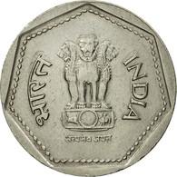 Monnaie, INDIA-REPUBLIC, Rupee, 1985, TTB, Copper-nickel, KM:79.1 - Inde