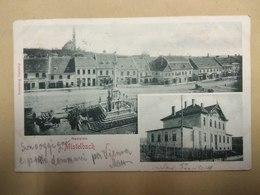 Mistelbach - Stadtplatz 1900 - Mistelbach