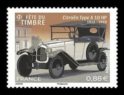 France 2019 Mih. 7275 Automobile Citroen Type A10 HP MNH ** - Frankreich