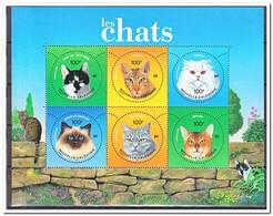 Nieuw Caledonië 2004, Postfris MNH, Cats - Nieuw-Caledonië