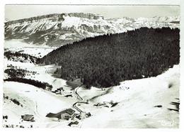 LA FECLAZ - Piste Du Sire - Le Margeriaz - Circulée 1967- Bon état - France