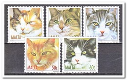 Malta 2004, Postfris MNH, Cats - Malta