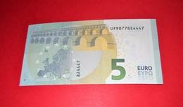5 EURO U004 J6 FRANCE U004J6 - UF9077824447 - UNC FDS NEUF - EURO