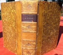 Le Chevalier De Maison-Rouge, Dumas, Calmann Lévy, Vers 1890, 2 Tomes Reliés Ensemble, Bon état - 1801-1900