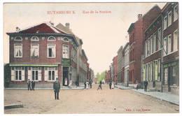 Ruysbroeck - Rue De La Station 19..  (Geanimeerd) - Sint-Pieters-Leeuw