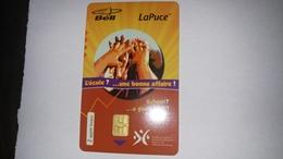 Canada-(b10090)-stay In School-(5)-()-tirage-8.500-used Card+1card Prepiad Free - Canada
