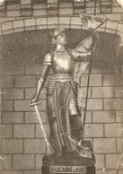 Cpa Marans Statue De Jeanne D'arc Erigée 1911 - France
