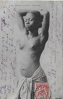 SENEGAL- GUINEE -  1905 -  FILLE TIMNE - Sénégal