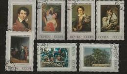 URSS-Tableaux. - 1923-1991 URSS