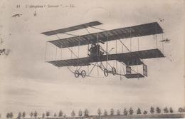 """CPA L'aéroplane """"Sommer"""" - ....-1914: Précurseurs"""