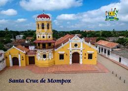Colombia Santa Cruz De Mompox UNESCO New Postcard Kolumbien AK - Colombie