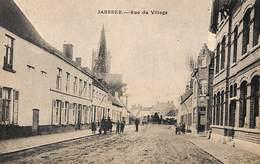 Jabbeke - Rue Du Village (animatie, 1922) - Jabbeke