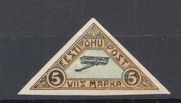 FAUX Estonia Estland 1920 Michel 14 FAKE Fälschung * - Estland