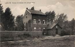 Lanaye - Bureau De Douane Du Passage D'eau (café, Animée, Edit. Henri Kaquet) - Visé